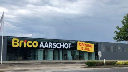 Freetime in Aarschot wordt Brico-winkel