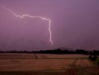 """Kans op onweer met uitzonderlijke supercellen: """"Felste onweersbuien die er bestaan"""""""