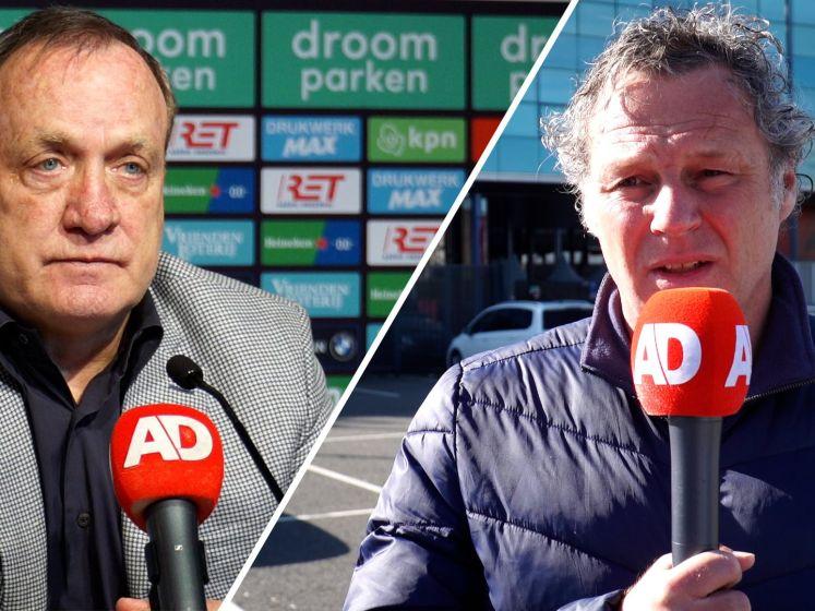Mikos Gouka: 'Jongens bij Feyenoord willen naar eindtoernooi'