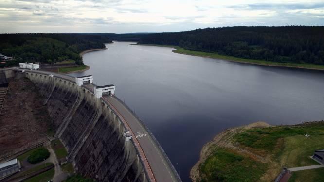 """Een deel van de overstromingen kon misschien voorkomen worden: """"Stuwdam van Eupen werd veel te laat opengezet"""""""