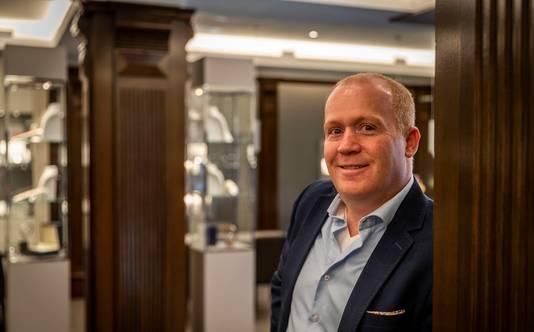 """Juwelier Martijn van Hooff: ,,Het was mooi geweest als mijn vader dit had kunnen meemaken."""""""