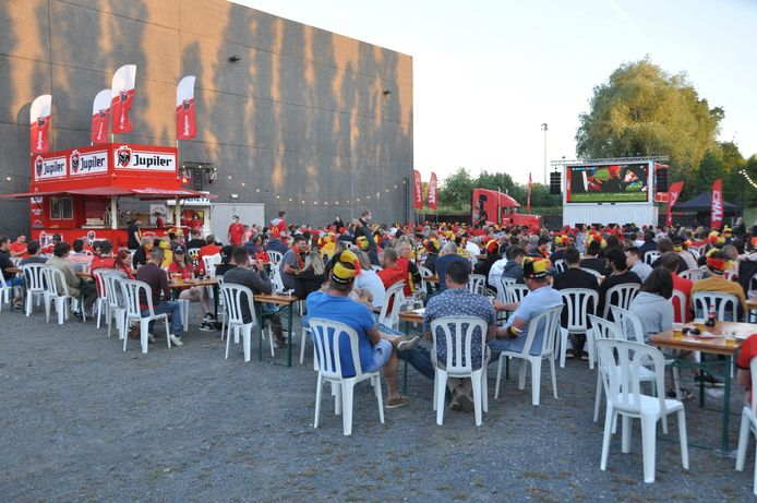 Bij Waregem Expo waren alle 400 plaatsjes meteen uitverkocht.