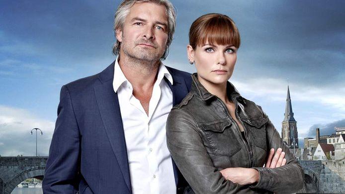 Victor Reinier (Floris Wolfs), Angela Schijf (Eva van Dongen)