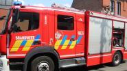 Brandje na klein gaslek in Buizemontstraat