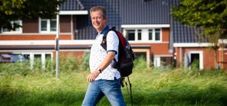 Deze man wandelt 600 kilometer als eerbetoon aan zijn overleden vrouw