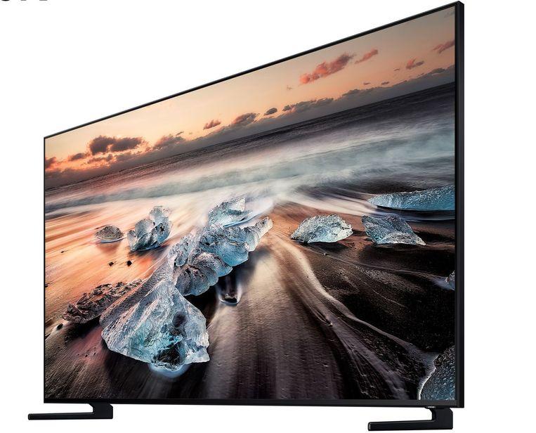 Net nu u geld had neergeteld voor een 4K-tv, komt Samsung met een 8K-model op de proppen! Beeld Samsung