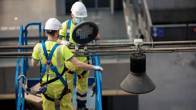 15.000 lampen in Centraal Station worden vervangen door led-verlichting