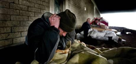 Winteropvang: Tilburgse dakloze moet het nog doen met stoel