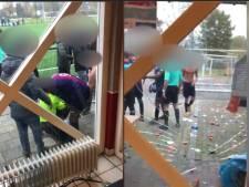 Duel Right-Oh - Hoge Vucht gestaakt na vernielingen en vechtpartijen: één speler naar het ziekenhuis