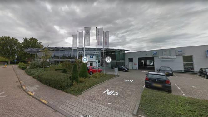 Woningbouwplan voor locatie autobedrijf Oosterhout: 'Veertig tot vijftig woningen'