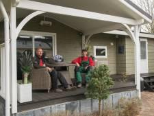 Toerisme en permanente bewoning gaan hand in hand op De Vuurkuil