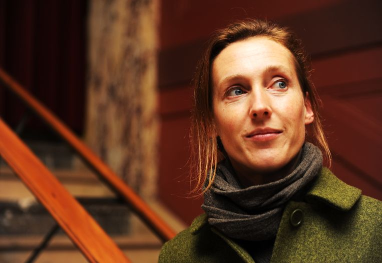 Lies Van der Auwera volgde vijf maanden lang acht vrijwilligers voor haar documentaire.