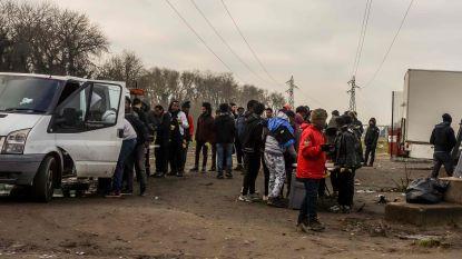 Frankrijk wil dat Groot-Brittannië compensatie betaalt voor migranten in Calais