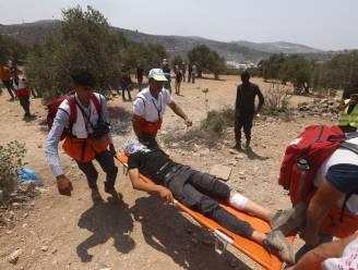Bijna 300 Palestijnen gewond bij botsingen met Israëlisch leger