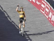 Un étincelant Wout Van Aert remporte les Strade Bianche