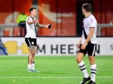Scheidsrechter Vos is de gebeten hond bij FC Den Bosch: 'Hij floot dramatisch en dat heb ik hem ook gezegd'