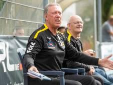Coach Jeroen en analist Sjirk houden elkaar scherp: 'Vroeger in Amersfoort, nu bij Woudenberg'