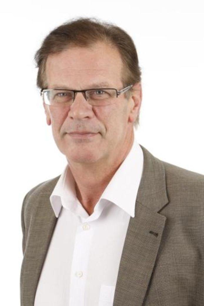 Wethouder Mart Wijnen van Valkenswaard.