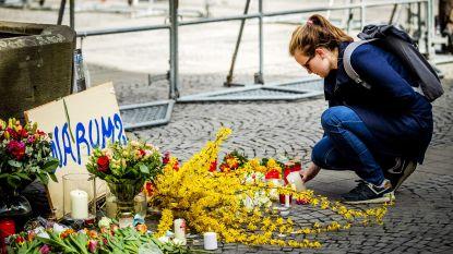 Nederlands koppel deed gezellig een terrasje in Münster op terugweg van vakantie, en toen kwam plots dat busje