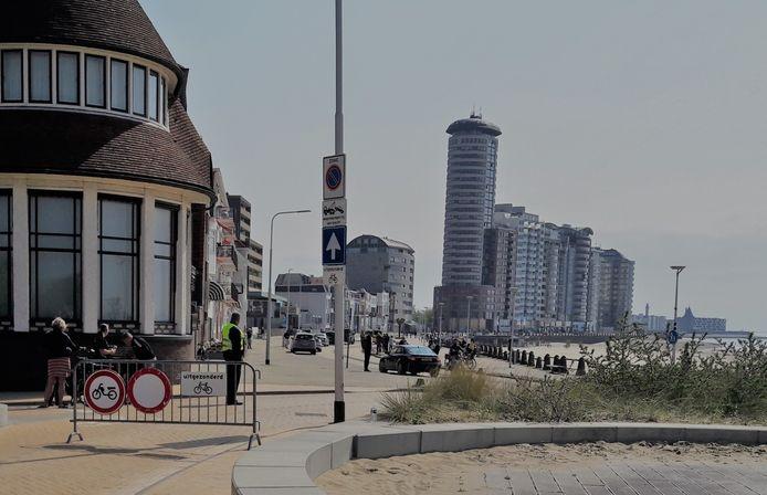 De boulevards in Vlissingen worden gesloten voor gemotoriseerd verkeer.