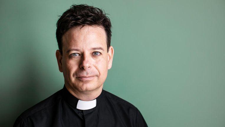 Alexander Noordijk voelt zich gesteund door kerk- en buurtgenoten, maar is ook verdrietig, boos en strijdvaardig. Beeld Eva Plevier