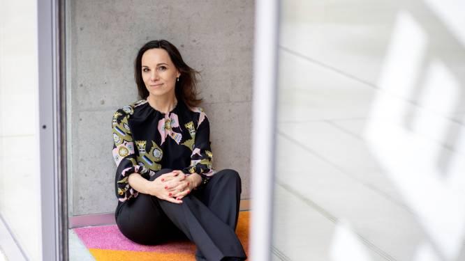 """INTERVIEW. De eerste vrouwelijke decaan van de Vlerick Business School Marion Debruyne (48): """"Ooit was ik hier zelf een verlegen studentje"""""""