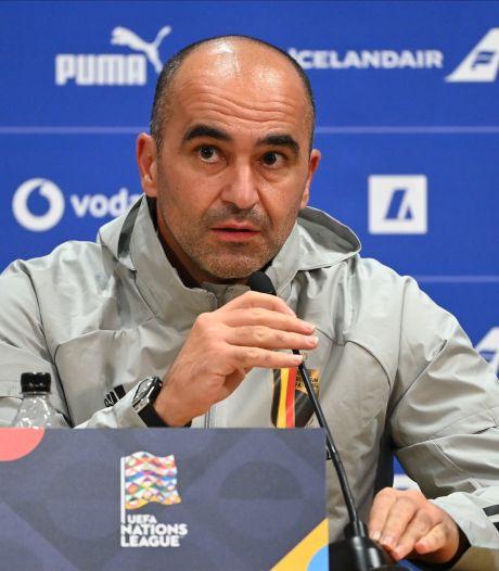 """Pour Martinez, """"les autres joueurs ont l'occasion de prendre leurs responsabilités"""""""