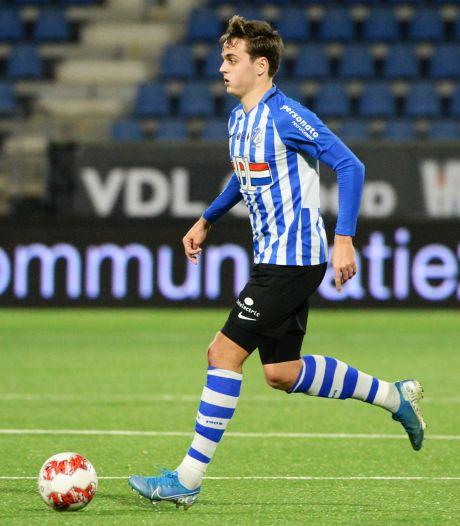 NAC en FC Eindhoven akkoord over transfer Kaj de Rooij