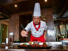 Dorpskok: Vliegensvlug Chinees bordje bij Peking Osaka in Valkenswaard
