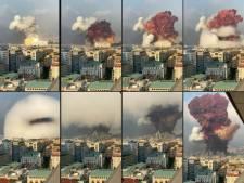 Bomexpert onder indruk van explosie in Beiroet: 'Kracht van een kleine nucleaire bom'