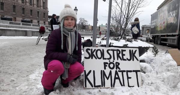 Greta Thunberg Update: Wie Is Het Klimaatmeisje Greta Thunberg?