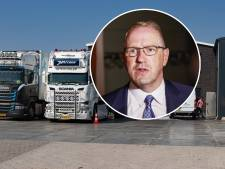 Toekomst omstreden Urker transportbedrijf in gevaar om rol wethouder Post