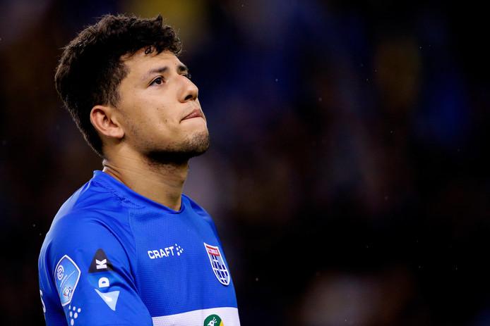 Gustavo Hamer wordt begin januari vader, waardoor hij het trainingskamp van PEC Zwolle in Mijas (5-11 januari) mogelijk laat schieten.