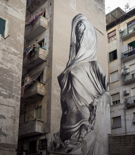 Helmond krijgt grote muurschilderingen