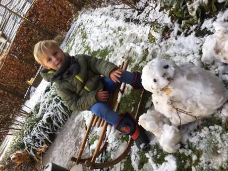 Brabant kleurt langzaam wit. Heeft u een mooie sneeuwfoto gemaakt?