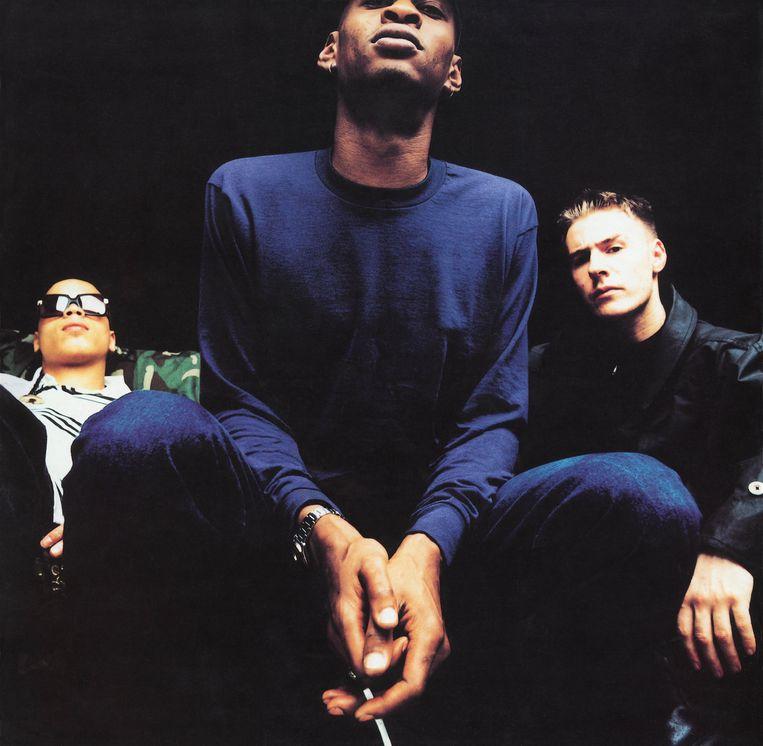 'Blue Lines' van Massive Attack Beeld EMI Music