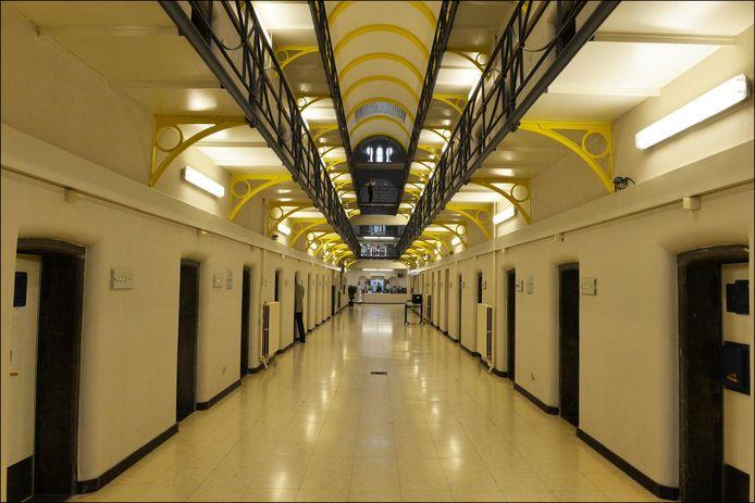 La prison de Gand (archives, 2012)