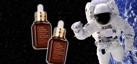 Estée Lauder en NASA filmen samen 's werelds eerste beautyspotje in de ruimte