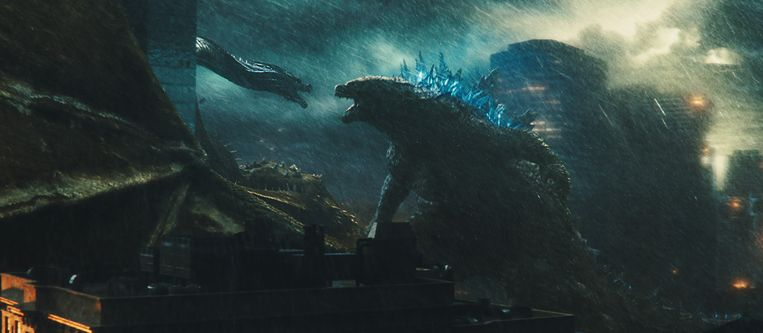 Godzilla: King of the Monsters Beeld RV
