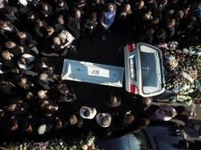 """Des motards ont accompagné Valerio pour son dernier voyage: """"Comme un roi"""""""