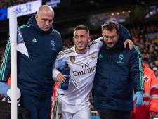 Real Madrid mist Hazard in 'Clásico'