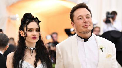 Vriendin van Elon Musk bevestigt zwangerschap