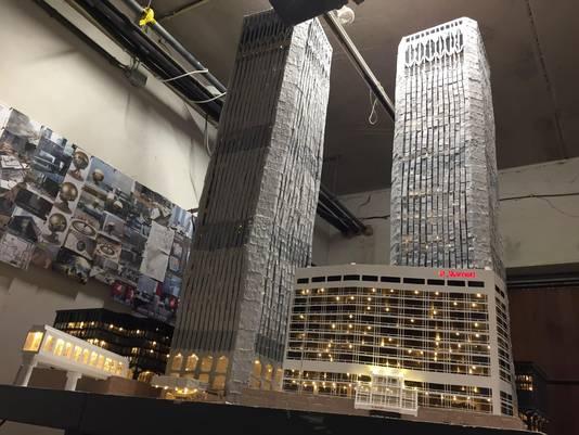 Daan van der Steijns WTC.
