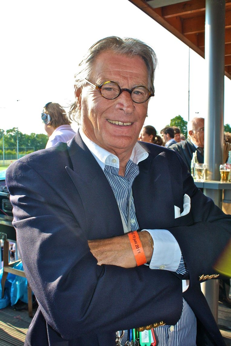 Clubicoon Jan van Seumeren is zeer te spreken over de echte Zuid-Afrikaanse braai. Beeld