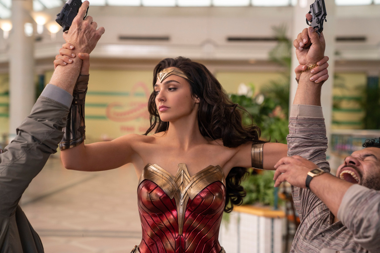 Gal Gadot in 'Wonder Woman 1984' (2020)   Beeld Photo News