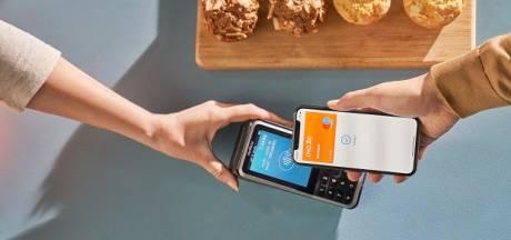 '10 procent van contactloze betalingen wordt gedaan met smartphone of wearable'