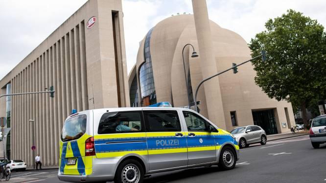 Duitse moskeeën ontruimd na dreigementen