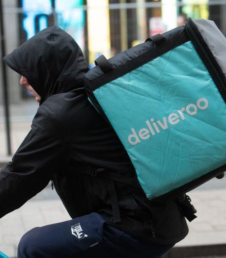 Deliveroo promet un bonus exceptionnel à ses livreurs pour son entrée en Bourse