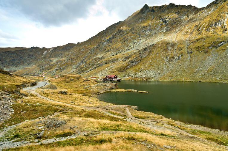 De Fagaras-bergen in Roemenië. Beeld Wikimedia Commons