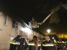 Drie woningen ontruimd in Rockanjestraat door mogelijke brandstichting